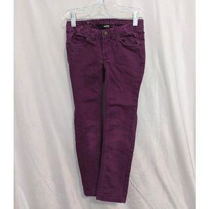 Lands' End Bottoms - Lands' End Pencil Leg Colored Jeans
